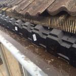 Vogelwerende dakvoetprofielen